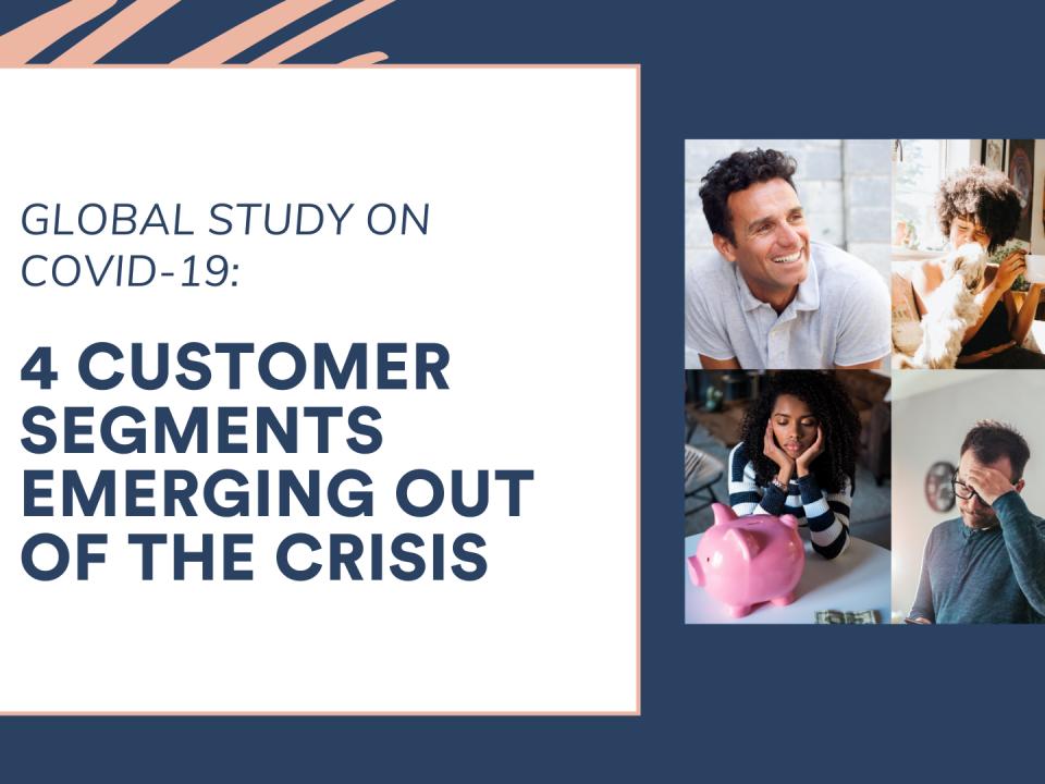four consumer segments